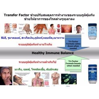 4Life Transfer Factor Tri-Factor ภูมิแพ้ รูมาตอยด์ สะเก็ดเงินโรคพุ่มพวง - 5
