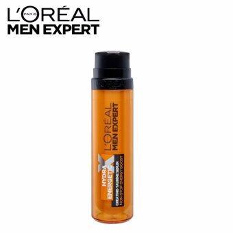 ลอรีอัล ปารีส เม็น เอ็กซ์เพิร์ท ไฮดร้า เอเนอร์เจติก เอ็กซ์ ครีเอทีน-ทอรีน เซรั่ม 50 มล. L'OREAL PARIS MEN EXPERT HYDRA ENERGETIC X CREATINE-TAURINE SERUM 50 ml