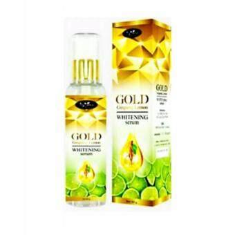 เซรั่มโสมมะนาวทองคำ 60 ml.บำรุงผิวขาว 10 เท่า