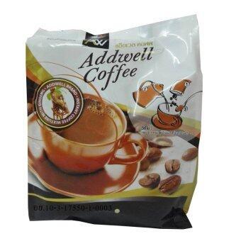 Add Well Coffee แอดเวล กาแฟ ผสมโสม