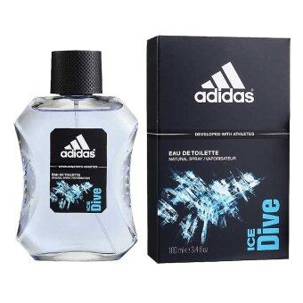 Adidas Ice Dive For Men EDT 100 ml.