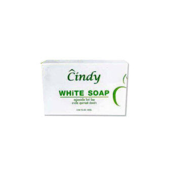 Anna Bee Cindy White Soap 100g