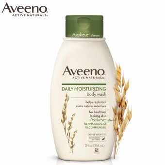 Harga Aveeno daily moisturizing Body wash 354ml
