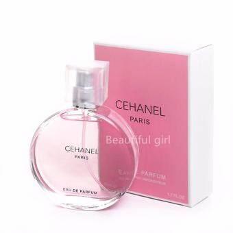 Beautiful girl perfume incense lasting 50 ml(Pink)