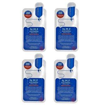 จัดโปรโมชั่น Beauty Clinic Mediheal mask set 8 สูตร N.M.F Aquaring Ampoule Mask 4 แผ่น