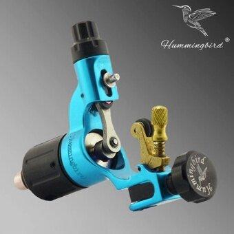 อยากขาย Besta Wholesale Tattoo Accessories Blue Hummingbird Tatto RotaryMachine V2 Swiss Motor Tattoo Liner and Shader Tattoo Kits - intl