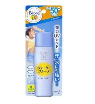 Biore บิโอเรUVเพอร์เฟคมิลค์SPF50 40มล.