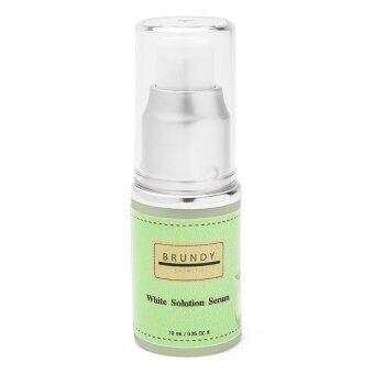 Brundy White Solution Serum ไวท์ โซลูชั่น ซีรั่ม