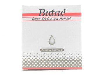 Butae แป้ง บูเต้ BUTAE super oil control powdr double formula