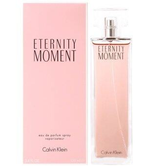 Harga Calvin Klein Eternity Moment EDP 100ml.(พร้อมกล่อง)