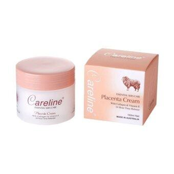 Harga Careline Placenta CreamWith Collagen&Vitamin E 100ml.