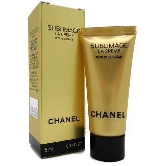 Harga CHANEL Sublimage La Creme Texture Supreme 5ml.