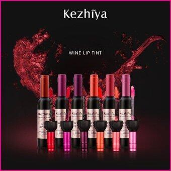 Chateau Kezhiya Wine Lip Tint ลิปทิ้นท์ขวดไวน์ 1 เซต (6 สี)