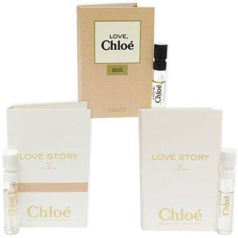 Harga Chloe LOVE Perfume Sample Set (3 ชิ้น)