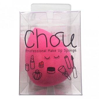 Harga Chou sponge Makeup applicator (pink)
