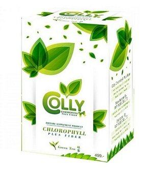 Colly Chlorophyll Plus Fiber (BD) Green Tea Flavour