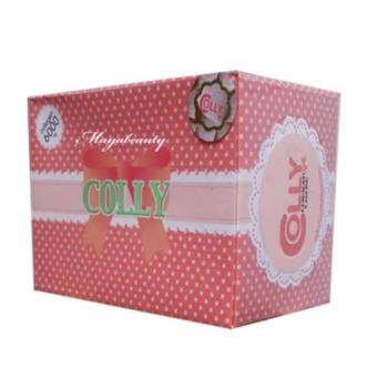 Colly Collagen แบรนคอลลาเจนของแท้ COLLY PINK 6000 mg. 1Packed (10ซอง/Packed)