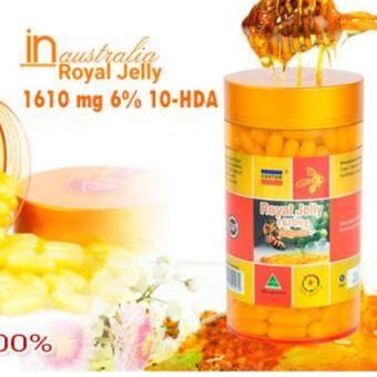 นมผึ้ง Costar Royal Jelly 1610mg 6% 365 เม็ด - 3