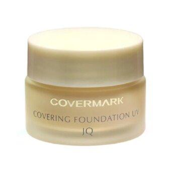 Covermark Coverring Foundation UV JQ รองพื้นคัพเวอร์มาร์คเนื้อครีม 20กรัม # สี O3
