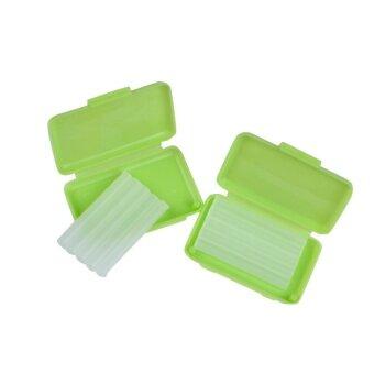 เสนอราคา Denshine 10 Packs Dental Orthodontics Ortho Wax For Bracesirritation (Green-Apple scent) - intl