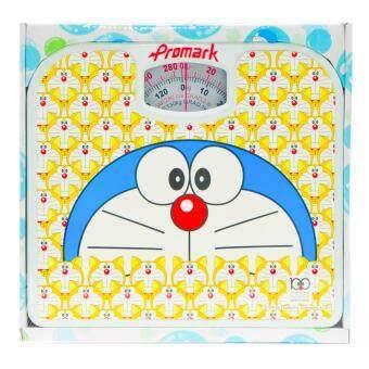 Doraemon เครื่องชั่งเข็ม โดราเอมอน Scale Mechanical Doraemon\n(Yellow)