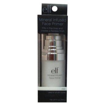 Harga e.l.f. Studio Mineral Infused Face Primer 14g #83401 Clear (สีขาว)