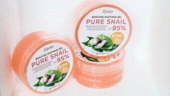 โลชั่นหอยทากทำให้ผิวชุ่มชื้น ซึมเข้าผิวรวดเร็ว esfolio Pure Snail