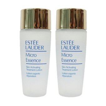 Estee Lauder Micro Essence Skin Activating Treatment Lotion (30 ml. x 2 ขวด)