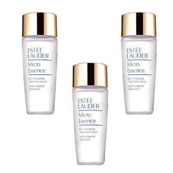 ESTEE LAUDER Micro Essence Skin Activating Treatment Lotion 30ml.(3 ขวด)