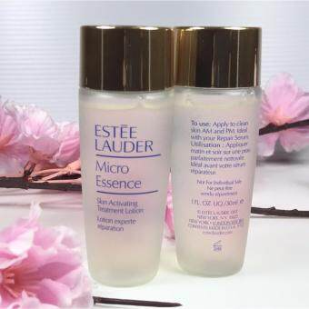 Harga Estee Lauder Micro Essence Skin Activating Treatment LotionFavorite Momay Skincare Routine 30ml.(x2)