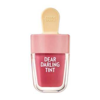 Etude House Dear Darling Water Gel Tint #PK004 ลิปทิ้นช์เนื้อเจลสีสวยติดทน