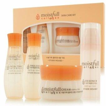 Etude House Moistfull Collagen Skin Care Kit ( 1 กล่อง 4 ชิ้น )