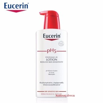 Eucerin pH5 Lotion 400ml (1ขวด)