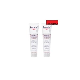 Eucerin White Therapy Clinical Gentle Cleansing Foam 150 ml. (2 ชิ้น)