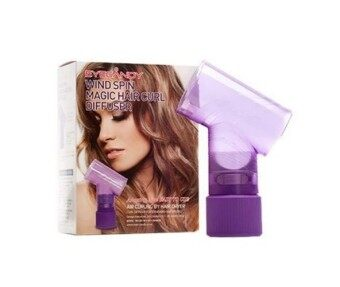 EYE CANDY Wind Spin Magic Hair Curl Diffuser for natural wave