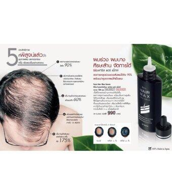 รีวิว Faris Hair Max Hair Serum (100 ml.)