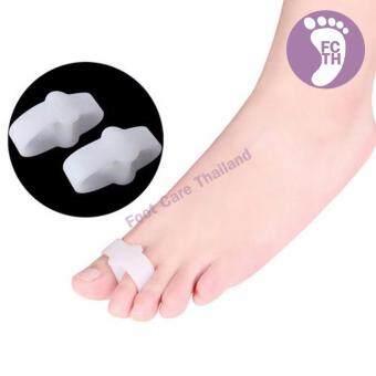 Foot Care Thailand ซิลิโคนคั่นนิ้วหัวแม่เท้า กับนิ้วชี้ 2 คู่ - 2