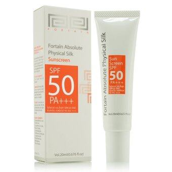 Forta?n Absolute Physical Silk Sunscreen SPF50 PA+++ 20ml
