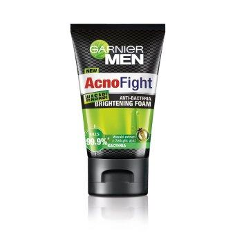 โปรโมชั่นพิเศษ Ganier Men Acnofight Wasabi Anti-Bacteria Brightening Foam 50ml