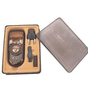 2560 GEMEI เครื่องโกนหนวดไฟฟ้า โกนหนวดไฟฟ้า เครื่องโกนหนวด พกพา ดีไซด์หรู คุณภาพเยี่ยม [YC]