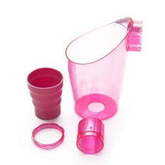 Getservice อุปกรณ์จัดแต่งทรงผม Air Curler - Pink