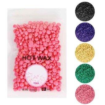 Hard Wax Bean Brazilian Granules Film Wax Bead Hair Removal Wax100g Multi Color - intl - 4