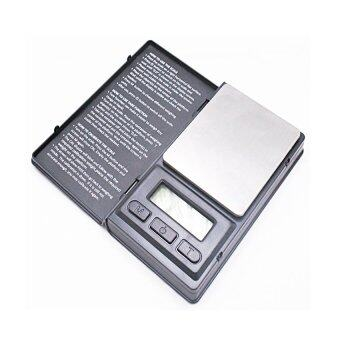 2560 iBettalet Digital Pocket Scale ZAJB Series 200x0.01g (Black)