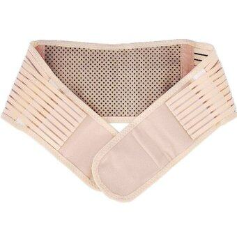 ต้องการขาย ideecraft Lumbar waist support เข็มขัดรัดกระชับเอวด้านหลัง ผ่อนคลายปวดเมื่อย ( ครีม)