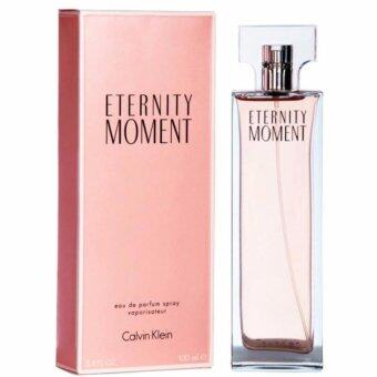 Harga Calvin Klein Eternity moment EDP 100ml