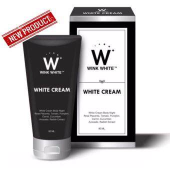 Harga Wink White White Cream 80ml/ (1 กล่อง)