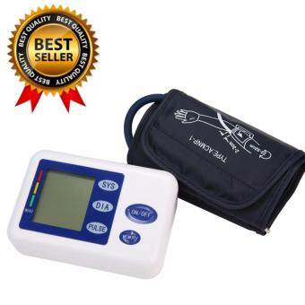 Harga Bangkok life Home Digital Arm Blood Pressure Monitor With Heart Rate Monitor And Cuff