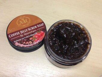Harga Coffee Jelly Scrub Soap By Noomham. เจลสครับกาแฟ