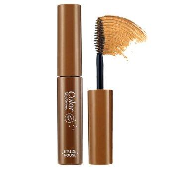 Harga Etude House Color My Brows ( #4 Natural Brown)