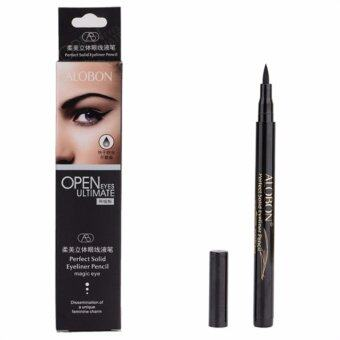 Harga ALOBON open eyes ultimate eyeliner อายไลเนอร์